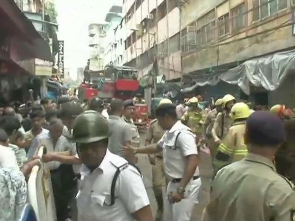 Due Bagri Market Fire Many Businessman Lost Crores Rupees