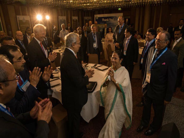 Mamata Banerjee Got Investment Assurance From Frankfurt Investment Meet