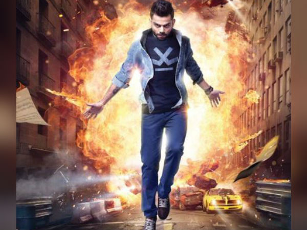 Trailer The Movie Virat Kohli Shares Poster Announces Another Debut After 10 Years