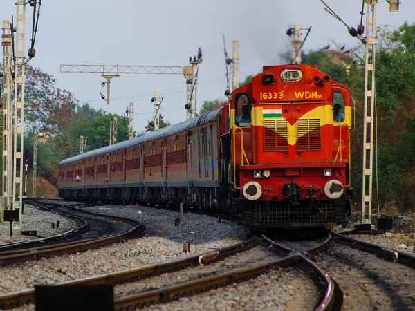 Nearly 50 000 Killed Train Accidents 3 Years India Reveals Railways Data