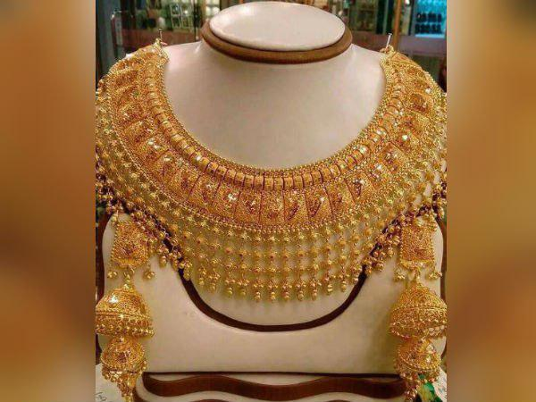 Gold Price Has Touched The Maximum Level Last 6 Years Kolkata