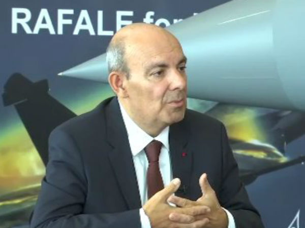 I Don T Lie Dassault Ceo Eric Trappier Responds Rahul Gandhi On Rafale Deal