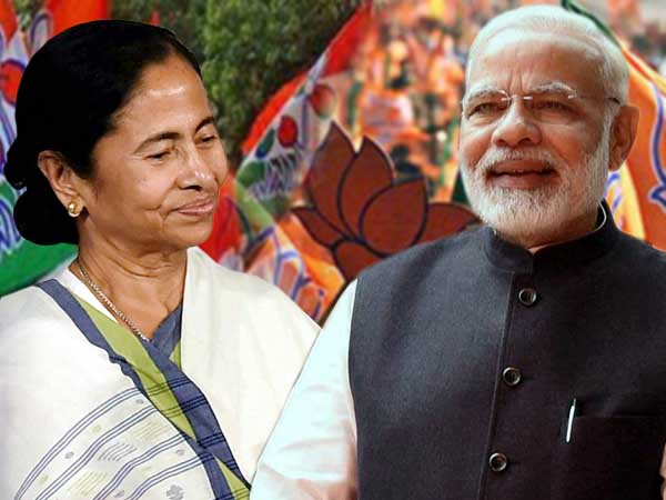 Mamata Banerjee Targets Narendra Modi Bjp On Maoist Finish State