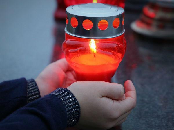 Debt Ridden Farmer Maharashtra Kills Self Lighting Own Pyre