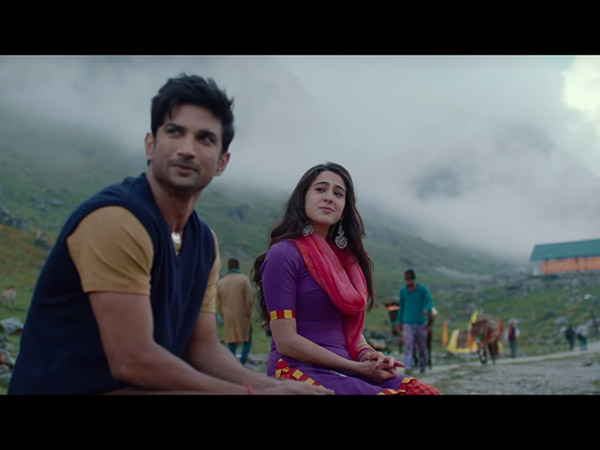 Kedarnath Movie Review Sara Ali Khan Makes Smashing Debut But The Film Struggles To Stay Afloat