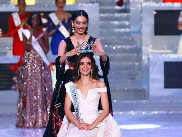 Mexico S Vanessa Ponce De Leon Crowned Miss World 2018