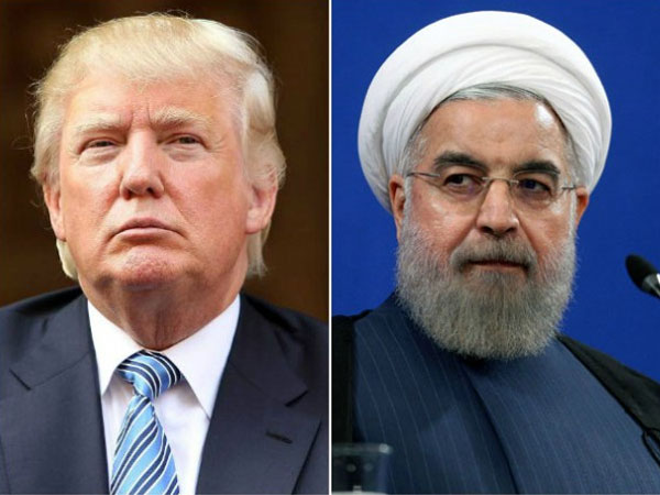 Us Sanctions Are Economic Terrorism Says Iran S President Hassan Rouhani