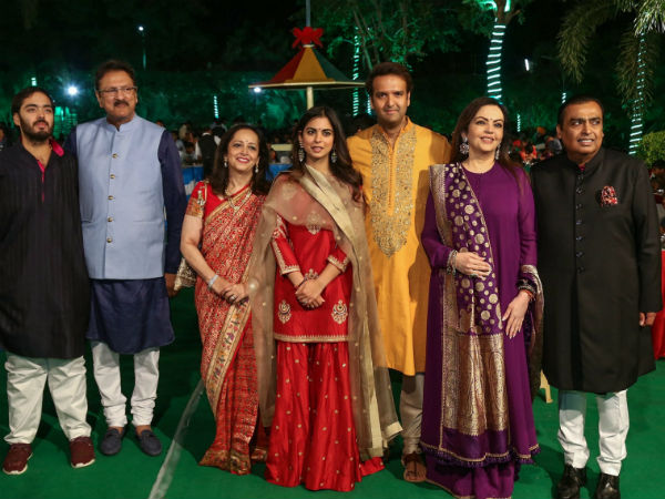Isha Ambani Anand Wedding Preparation Update See Latest Pictures