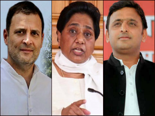 Mayawati Akhilesh Yadav Assure Support Congress