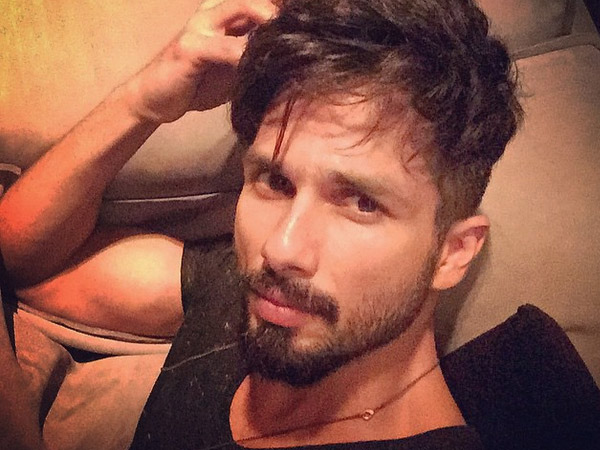 Shahid Kapoor On The Stomach Cancer Rumour