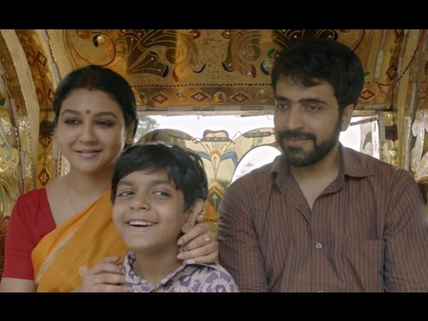 Bijoya Movie Review Abir Jaya Makes Mark Again