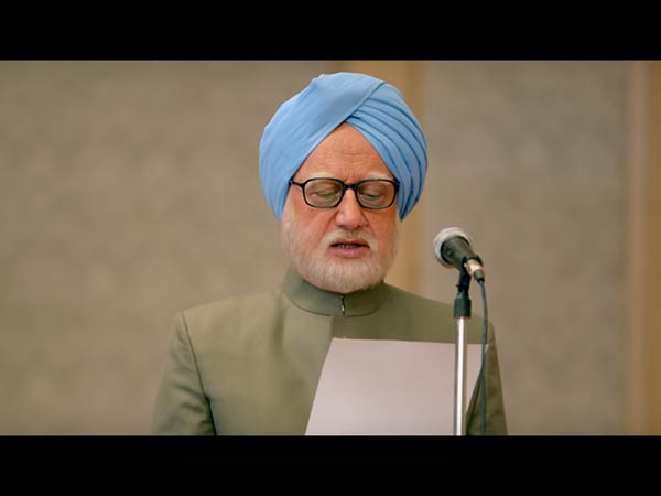 The Accidental Prime Minister Movie Review Anupam Kher Steals The Show