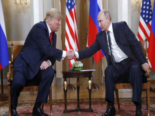 Trump Concealed Details From Meetings With Putin Alleged Media Report