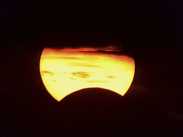 How The January 2019 Partial Solar Eclipse Will Affect Zodiac Signs