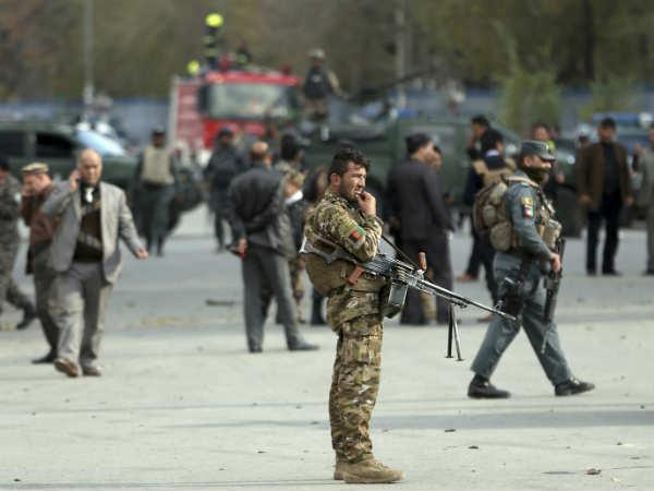 আফগানিস্তানে মিলিটারি ট্রেনিং সেন্টারে বিস্ফোরণ! কমপক্ষে ১০০ জনের মৃত্যু