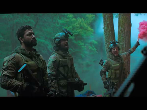 Uri Movie Review Vicky Kaushal Leads An Efficient But Unimpressive Attack
