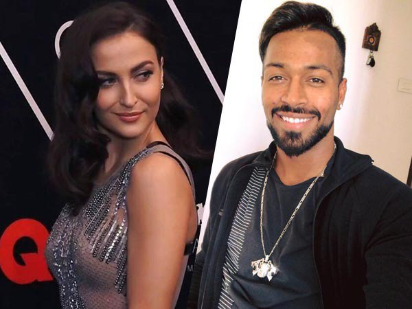 Hardik Pandya S Ex Elli Avram Reacts The Koffee With Karan Controversy Here S What She Had To Say