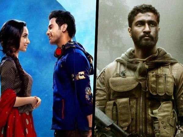Uri Vs Stree Box Office Collection How Mediun Budget Films Started Rocking
