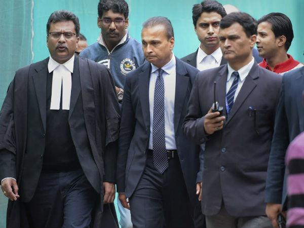 Supreme Courts Reserves Verdict Ericson Case Against Anil Ambani