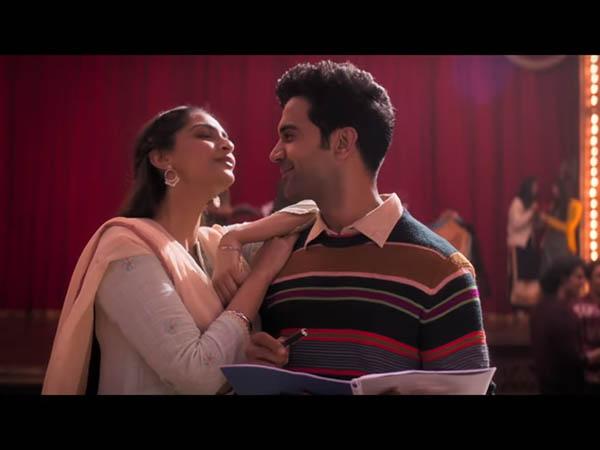 Ek Ladki Ko Dekha Toh Aisa Laga Movie Review Sonam Anil Kappoor S Film Is A Whiff Of Fresh Air