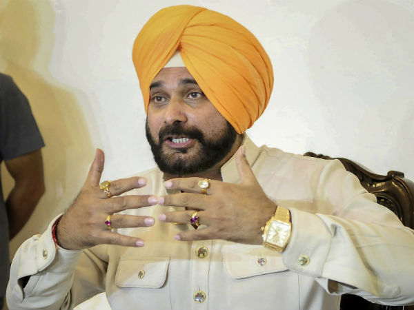 Convince Imran Khan Act Against Terrorists Says Digvijay Sidhu