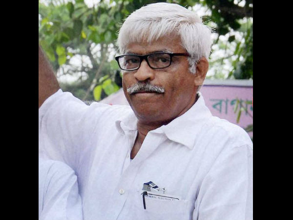 Cpm Mla Sujan Chakraborty Filed Complaint Against 25 Tmc Leaders About Their Property Income Tax