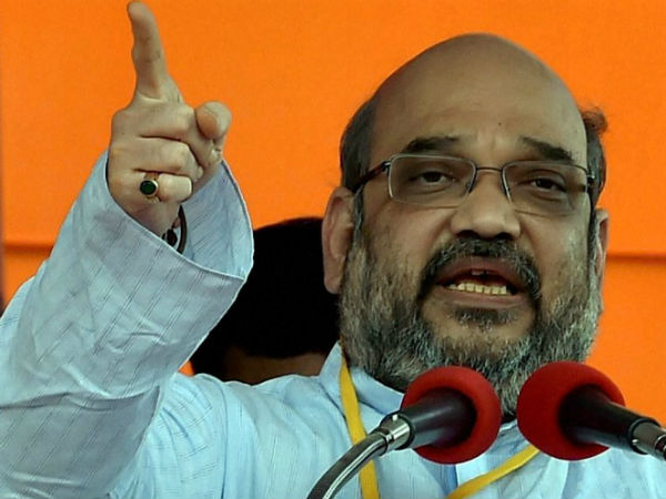 Bjp President Amit Shah Will Attend Two Rallies On 30th March
