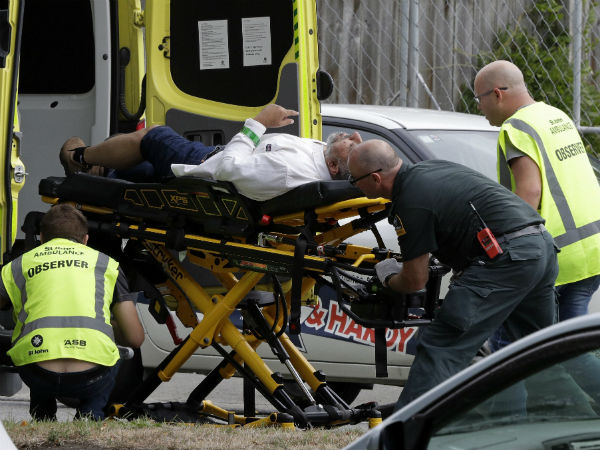 40 Dead New Zealand Mosque Shooting 4 Detained Including Woman