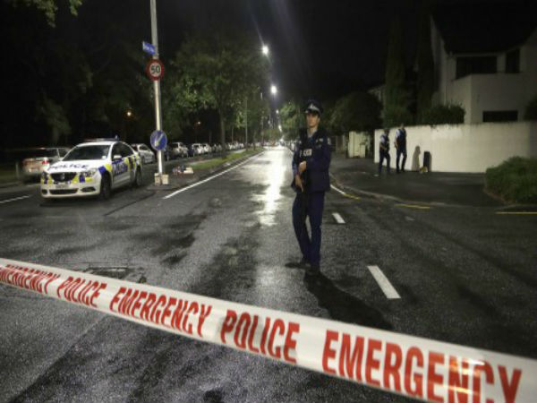 Invaders From India Enemies The East Said New Zealand Gunman S Manifesto