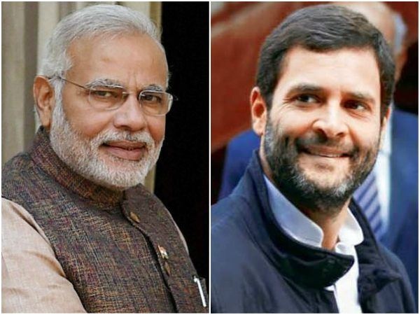 Congress Alliance Is Ahead Bjp South India S Five States Lok Sabha Election 2019