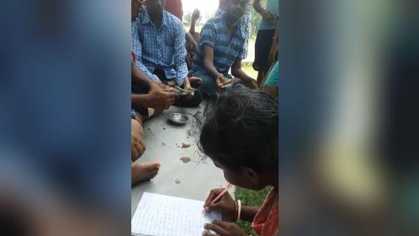 কাটমানির কয়েক লক্ষ টাকা ফেরত দিলেন বীরভূমের তৃণমূল নেতা