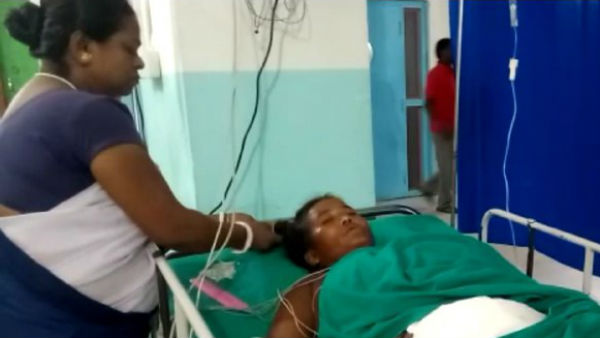 Bjp Leader S Mother Is Seriously Injured In Shooting Due To Group Clash