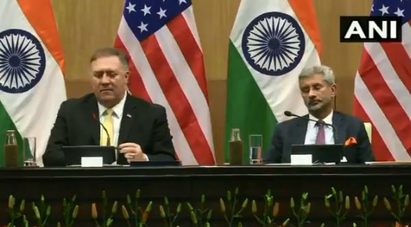 India Will Do What Is In Its National Interest Says Jaishankar After Meeting Pompeo