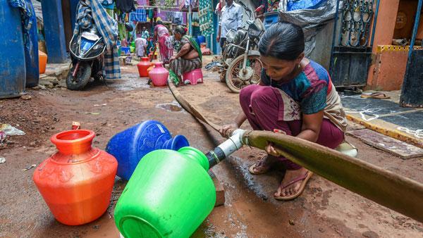 'জলের চেয়ে সোনা সস্তা  চেন্নাইয়ে', তামিলনাড়ু জলসংকট নিয়ে কটাক্ষ বাম সাংসদের