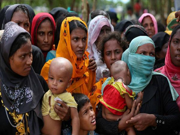রোহিঙ্গা: সঙ্কট বাড়ছে, কমছে শরণার্থীদের জন্য অর্থ