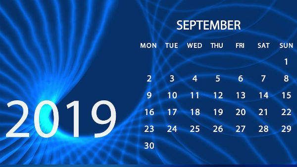 Palindrome Week Is Running From September 10 To 19 In 2019