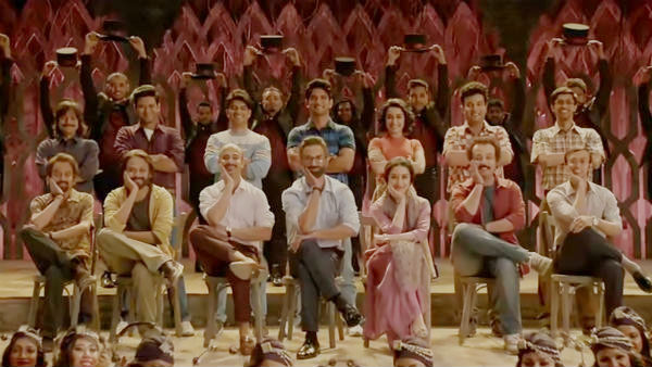 Chhichhore Movie Review Sushant Shradhdha Starrer Film Perfect To Book Tickets