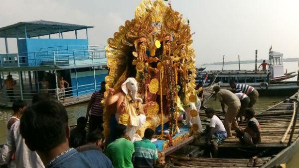 ইচ্ছামতীর বুকে ম্লান হওয়া বিসর্জনের সুর ফিরে পেতে নয়া উদ্যোগ রাজ্য সরকারের