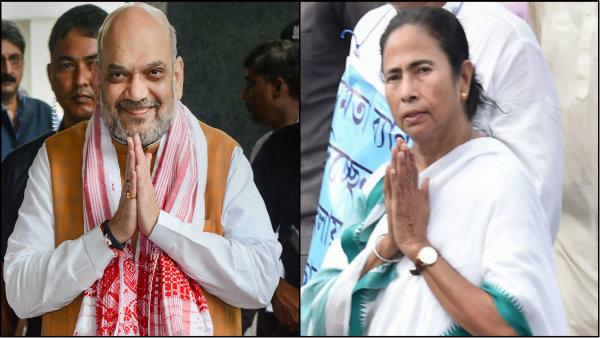 মমতা-অমিত শাহ হাইভোল্টেজ বৈঠক আজ দিল্লিতে! চরম রাজনৈতিক প্রতিদ্বন্দ্বিতার পর মুখোমুখি দুই 'মন্ত্রী'