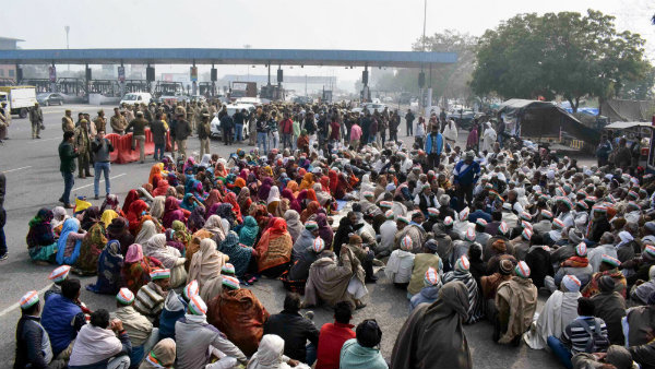 ফের কৃষক বিক্ষোভের মুখে মোদী সরকার, রাজধানীর পথে ১৫,০০০ কৃষক