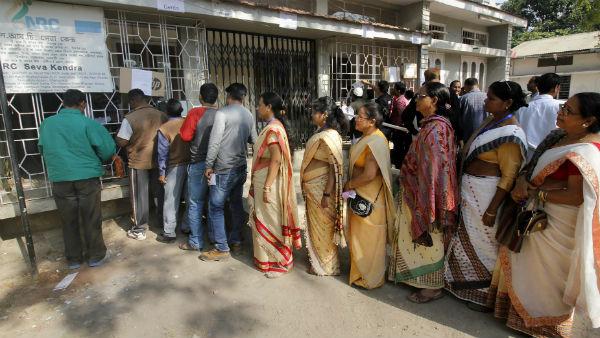 ৪৬ কোটি খরচ করে অসমে সর্ববৃহৎ শরণার্থী শিবির করছে মোদী সরকার