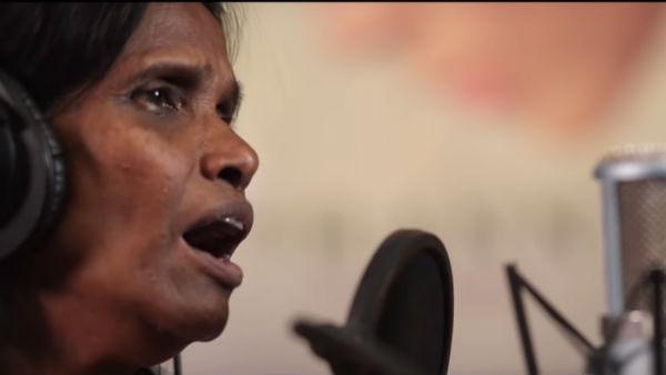 দুর্গা পুজোতেও মাত করবেন রানু মণ্ডল, রেকর্ড করলেন পুজোর গান
