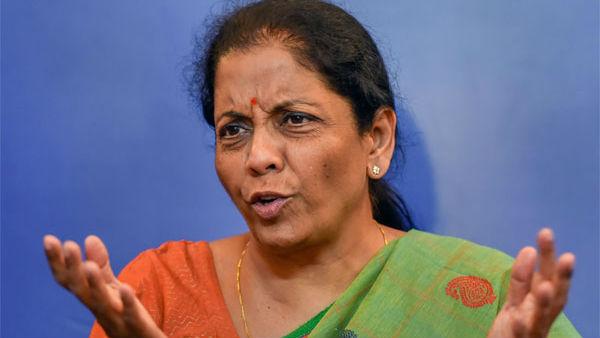 পদ  'খোয়ালেন' নির্মলা সীতারমন,  এলেন সুশীল মোদী