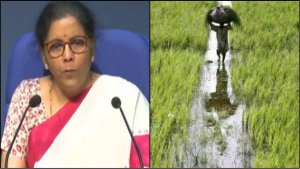 Atma Nirbhar Bharat Economiy Package 1 Lakh Crore For Agriculture Infrustructure