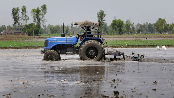 The Agricultural Recession Is Diminishing With The Increase In The Sales Of New Tractors And The Amount Of Tractor Rental Is Also Increasing