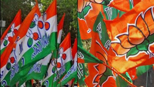 # বাংলার শত্রু বিজেপি!  অমিত শাহের 'ভার্চুয়াল জনসভা'র পাল্টা প্রচার শুরু তৃণমূলের