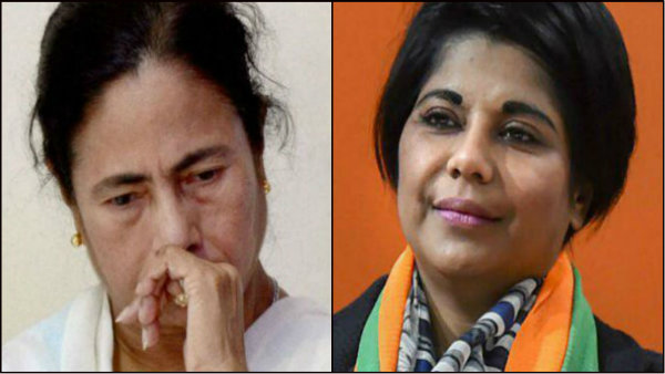 Bjp S Bharati Ghosh Questions Cm Mamata Banerjee Govt S Action Against Her