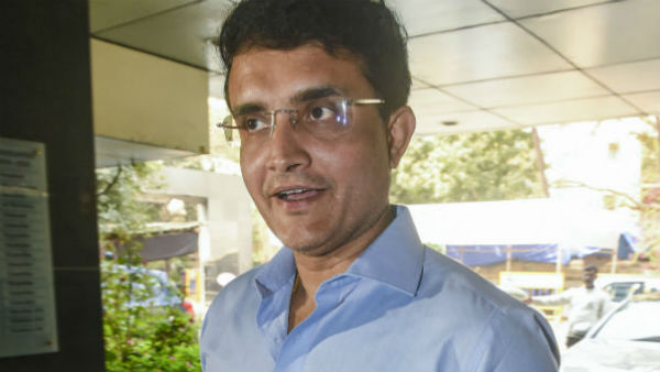 Sourav Ganguly Resumes Shootiong For Dadagiri Unlimited 8