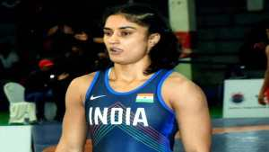 Rg Khelratna Awardee Vinesh Phogat Tested Coronavirus Positive On The Eve Of National Sports Day