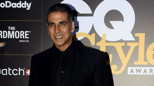 Akshay Kumar Took The Place In The Forbes List Of Highest Paid Actor